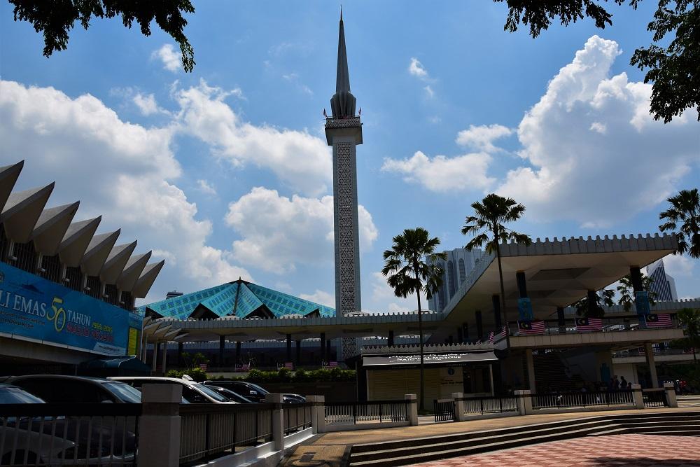 mosquee-masjid-negara-kuala-lumpur