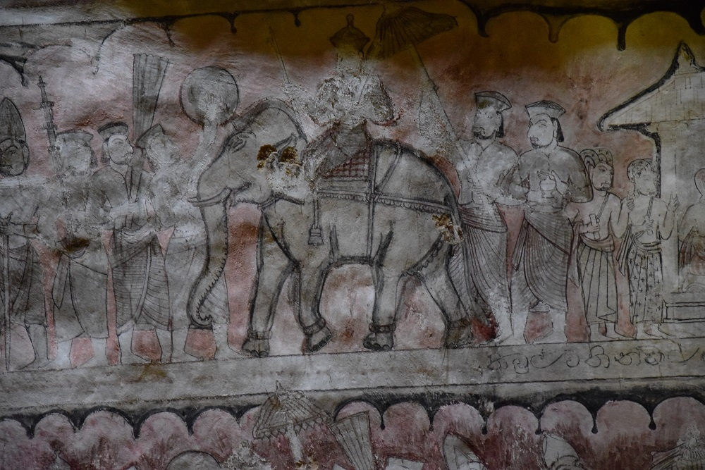 peinture-elephant-dambulla